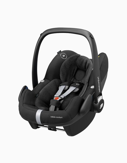 Car Seat I-Size Pebble Pro Bébé Confort Essencial Black