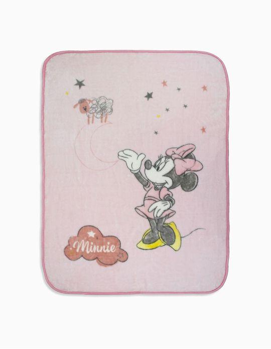 Blanket 110x140cm Minnie Disney