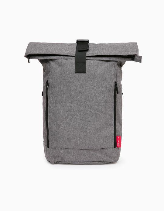 Carry Bag Rolltop ZY Safe Grey