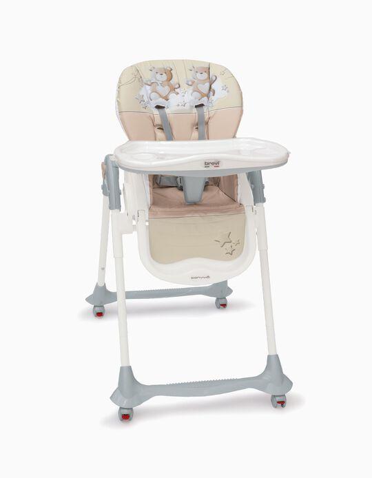 Cadeira Refeição Convivio Little Bears Brevi