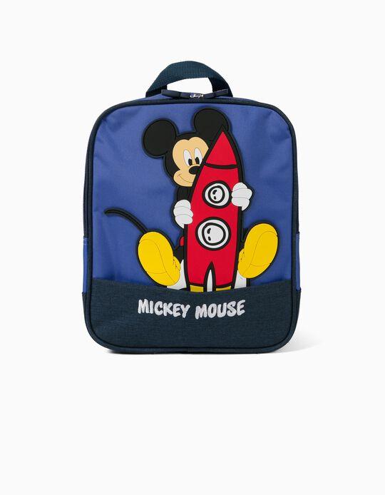 Mochila para Bebé Niño 'Mickey', Azul