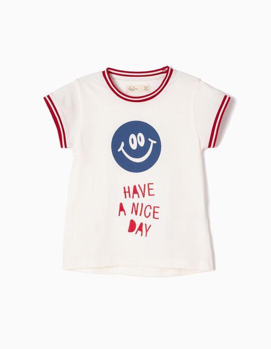 Camiseta Estampada Nice Day