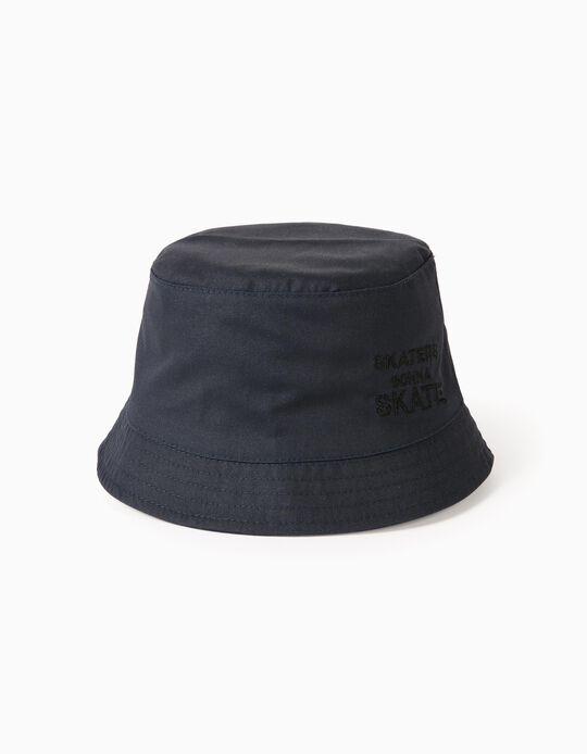 Hat for Boys 'Skaters', Dark Blue