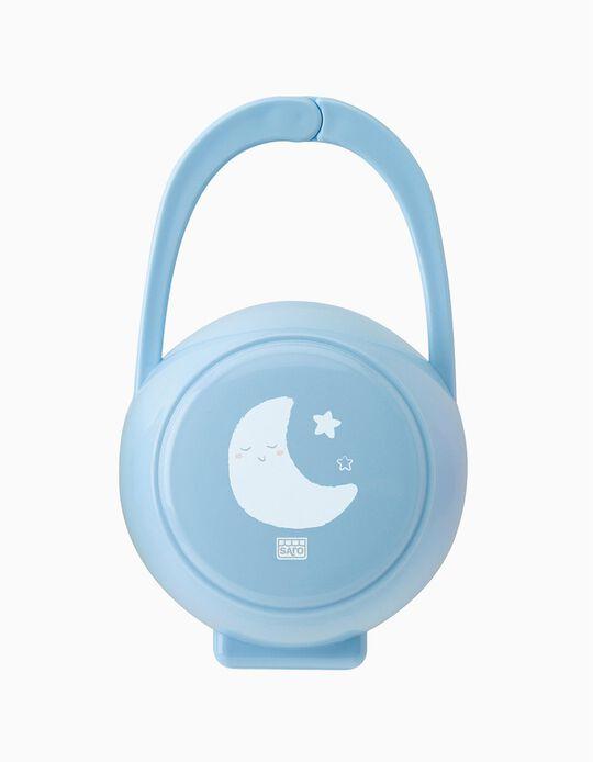 Caixa Porta Chupeta Sweet Dreamer Saro Azul