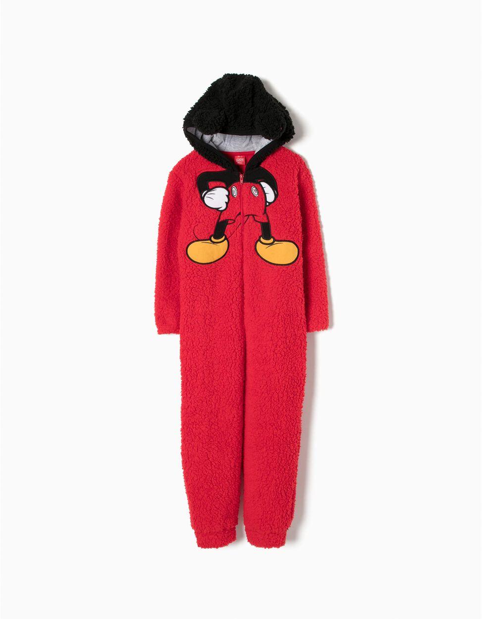 Macacão Mickey Christmas