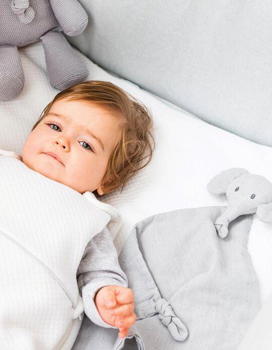 Baby Comforter Tembo Elephant Swaddle Nattou