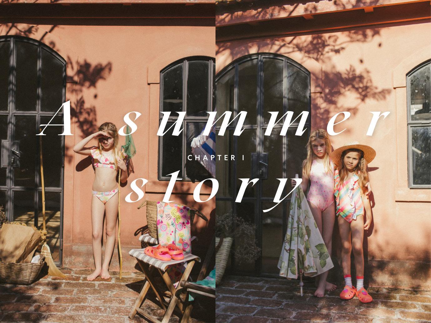 Summer Story Zippy - Chapter 1