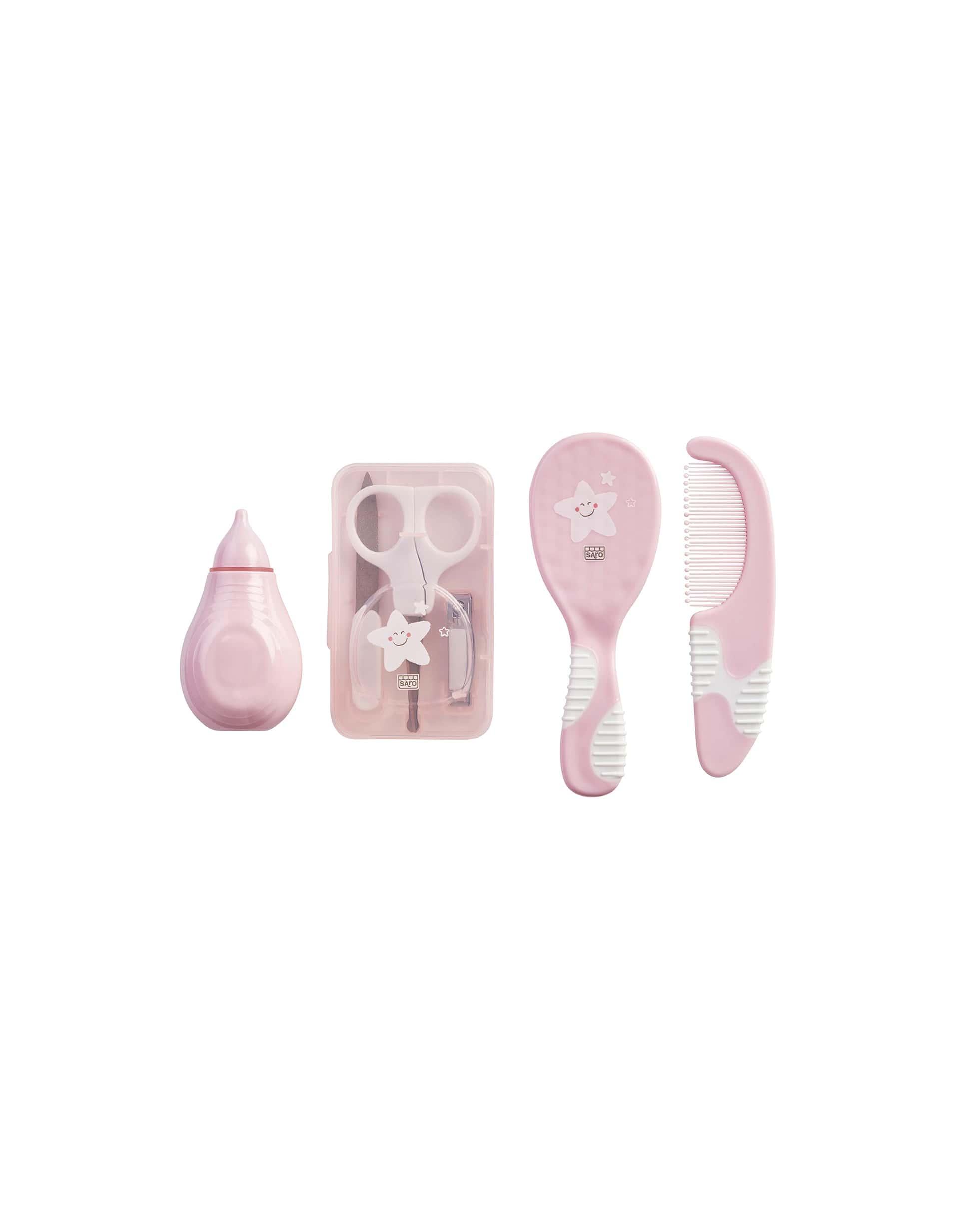 1 Kit de Higiene para Recém-Nascida
