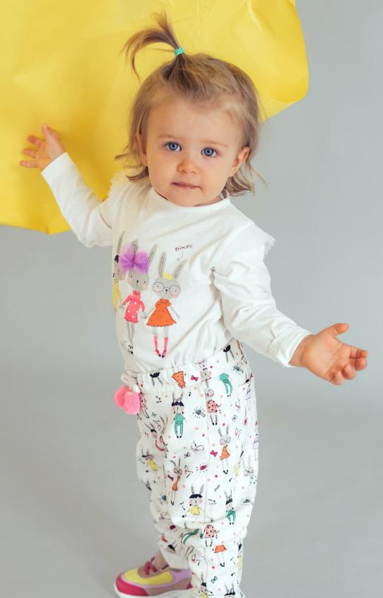 Camisetas para bebé niña