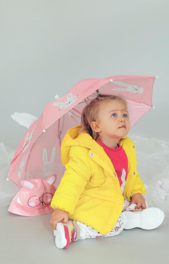 parkas e blusões para bebé niña
