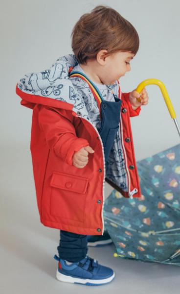 parkas e blusões para bebé niño