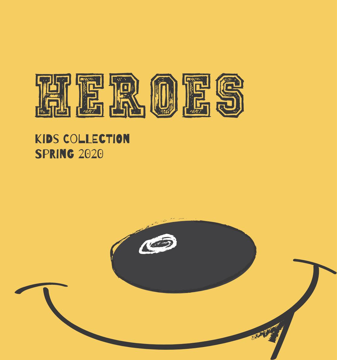 Coleção Heroes Zippy