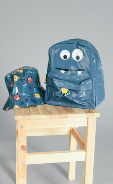 mochilas y complementos para bebé niño