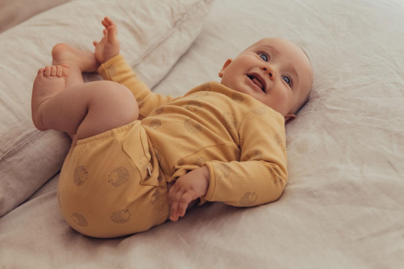 coleção algodão orgânico para recém-nascido - Zippy