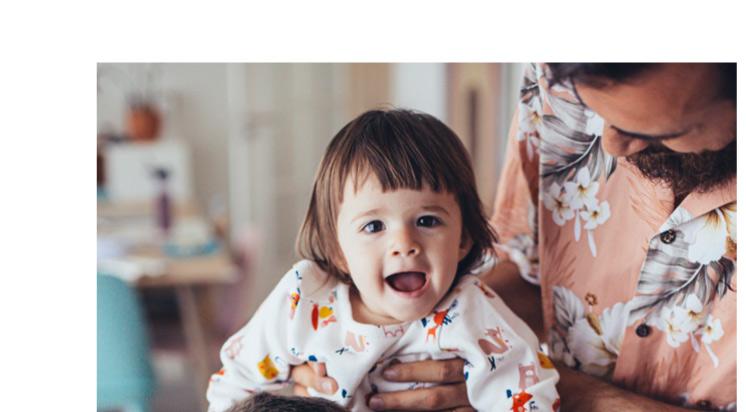 our stories - bebe menina