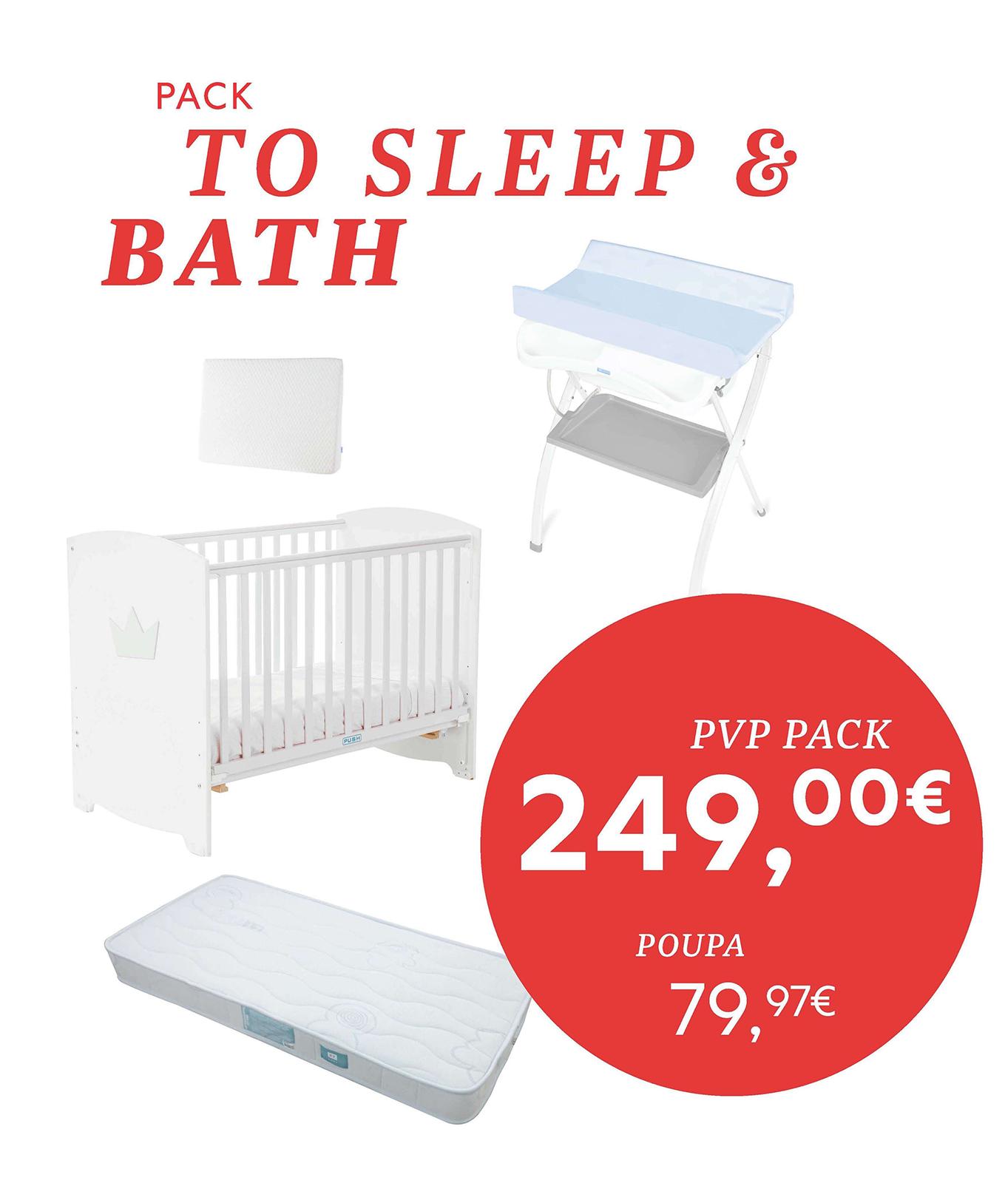 Save Money to Sleep & Bath