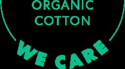 coleção we care algodão orgânico