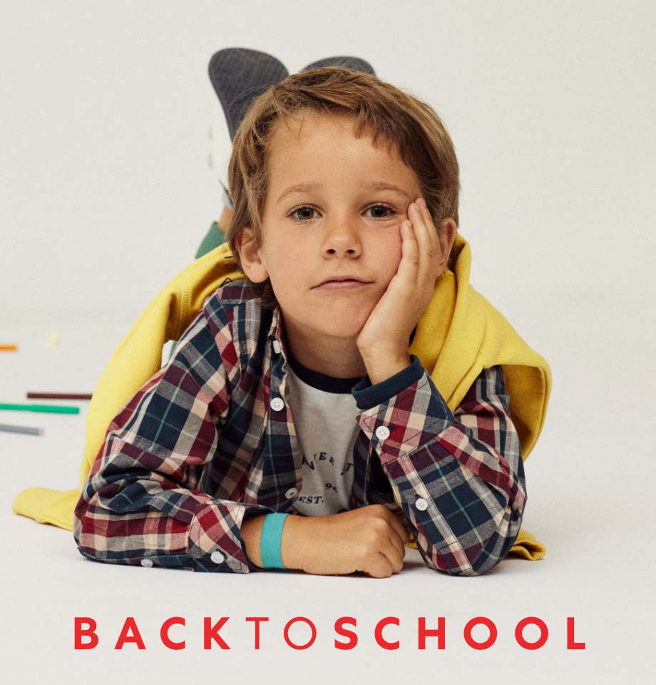 Back to School Collection for boys