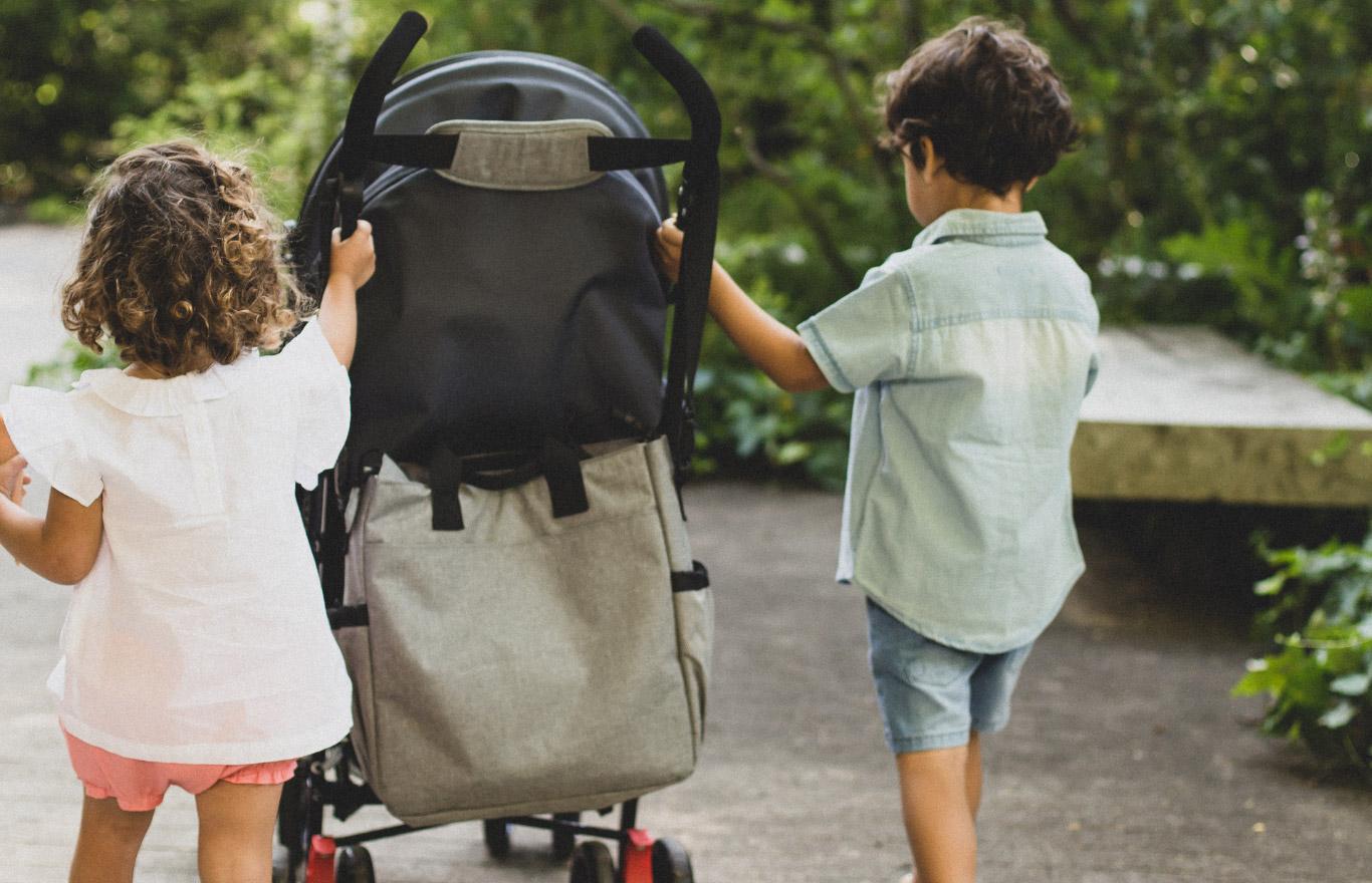 Artículos de viaje y paseo con bebés
