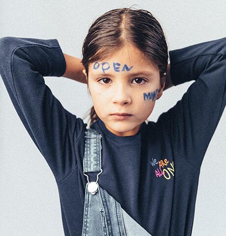 Kids Manifesto Girl