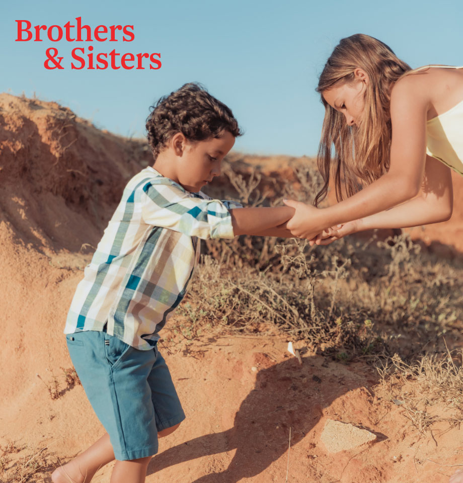 Baby Boy Brothers & Sisters - Zippy
