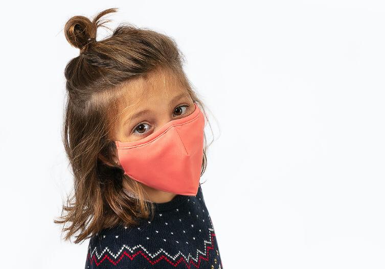 Máscara MOxAdTech - agora para criança!