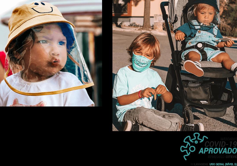 Máscara para Crianças | Zippy Online