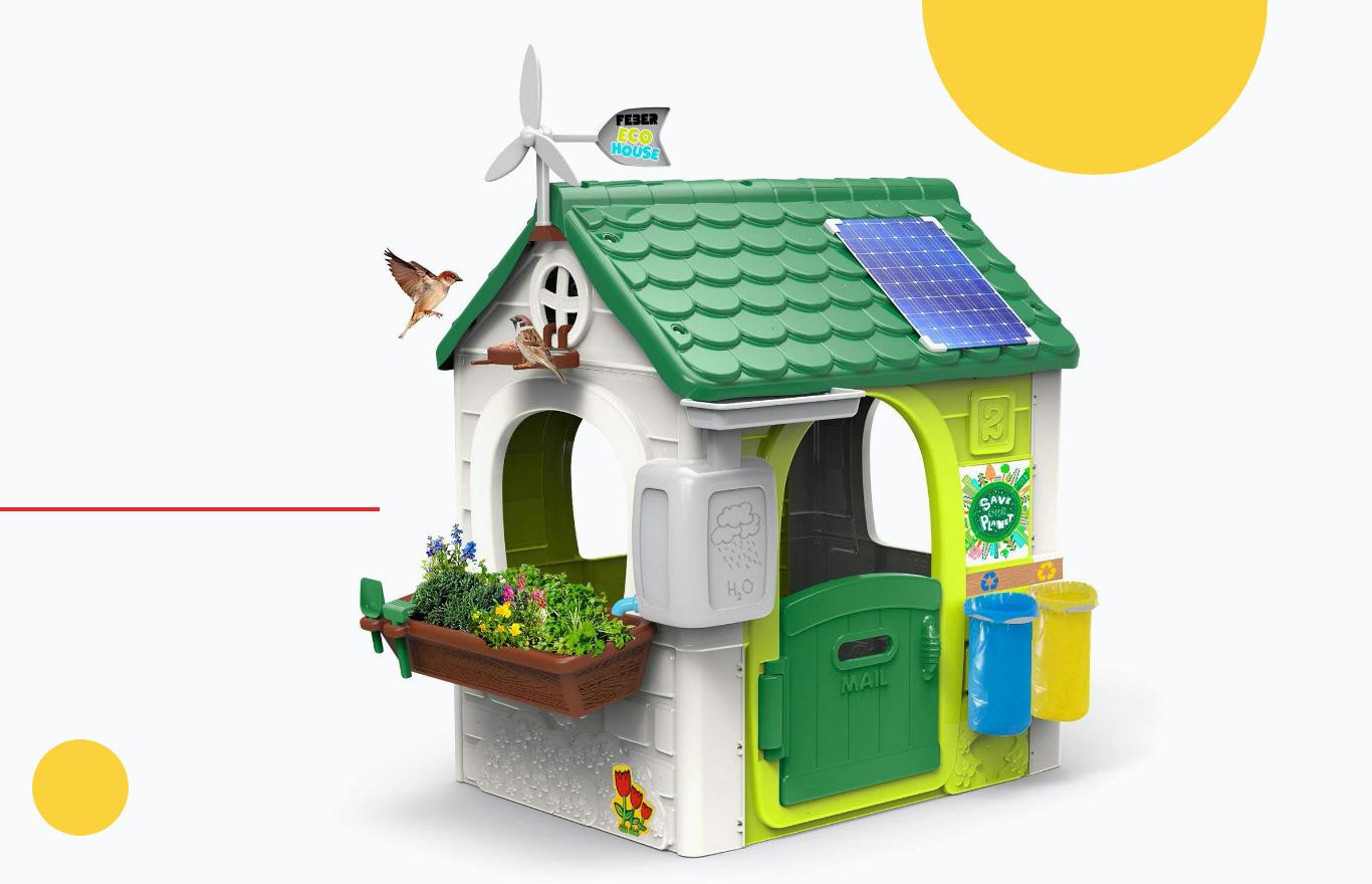 Brinquedos de Exterior Zippy