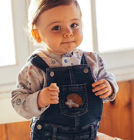 Mix & Match para Bebé Menino dos 6 meses aos 3 anos  - Zippy