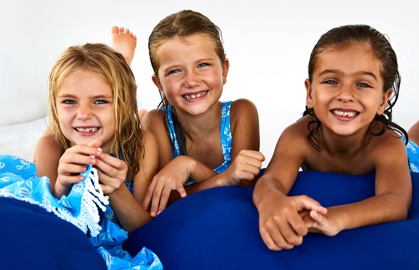 brothers & sisters swimwear collection zippy