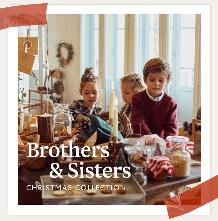Brothers & Sisters Coleção de Natal