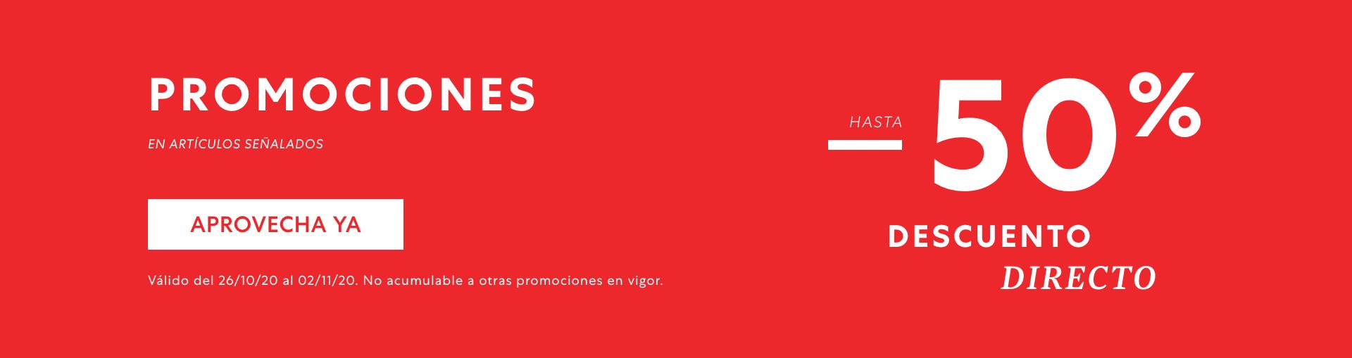 Promociones hasta -50% | Zippy Online