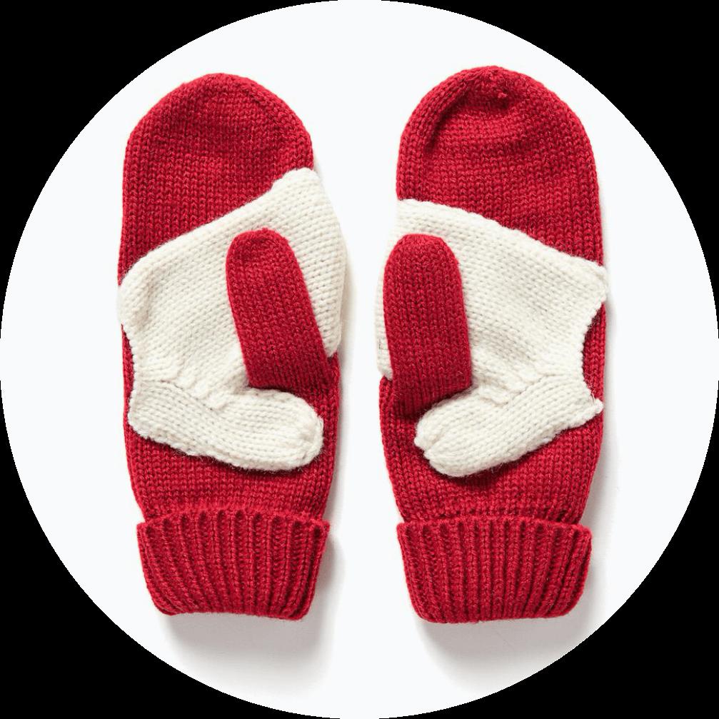Meaningful Gloves - Luvas para Adulto e Criança Zippy