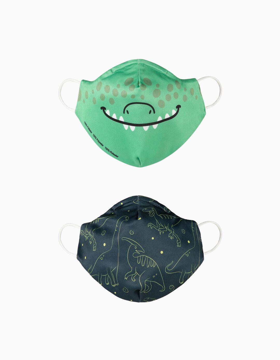Pack de Máscaras para Criança