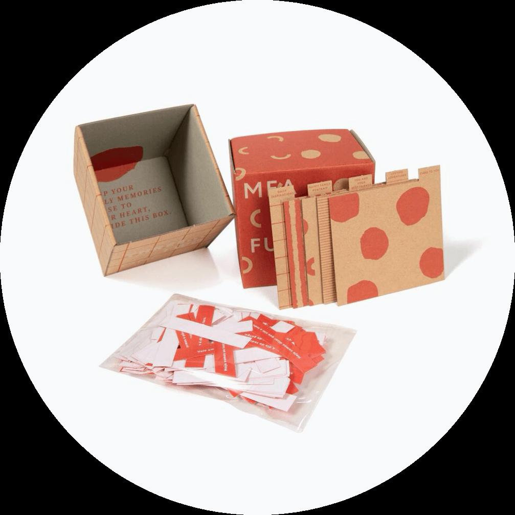 Meaningful Box - Caixa com Desafios Zippy